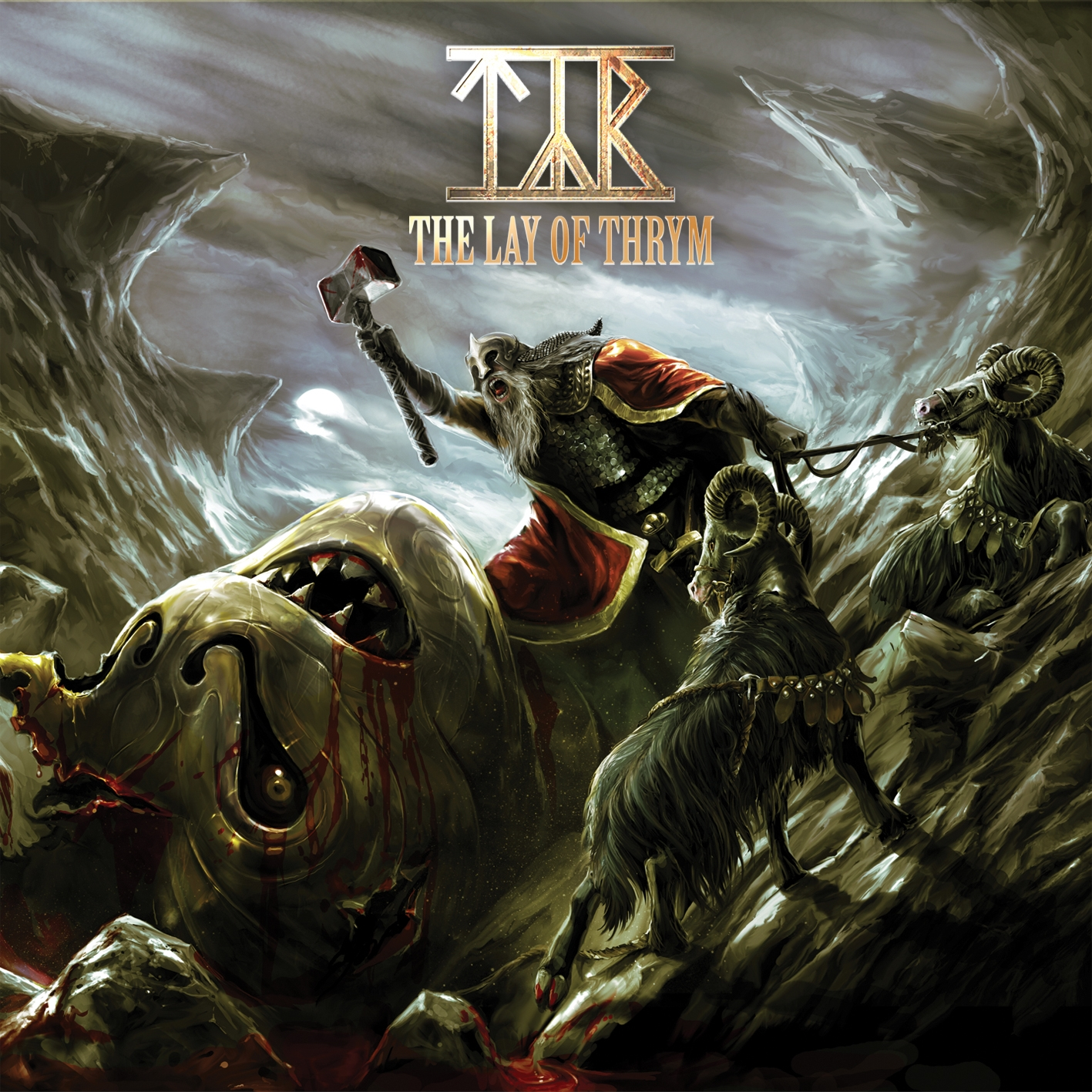 týr the lay of thrym review
