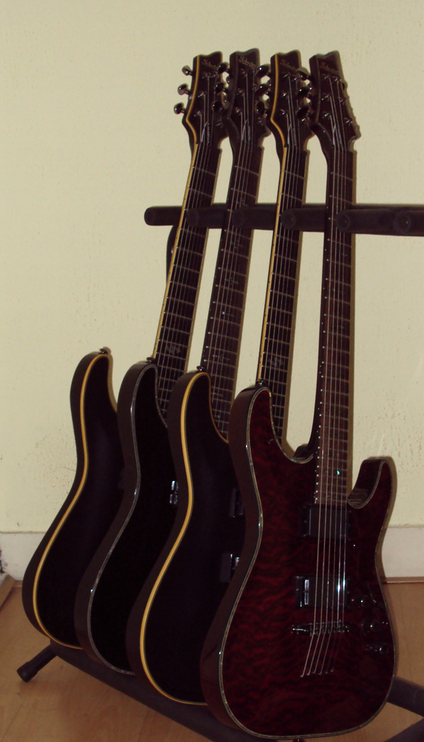 Warby's Guitars