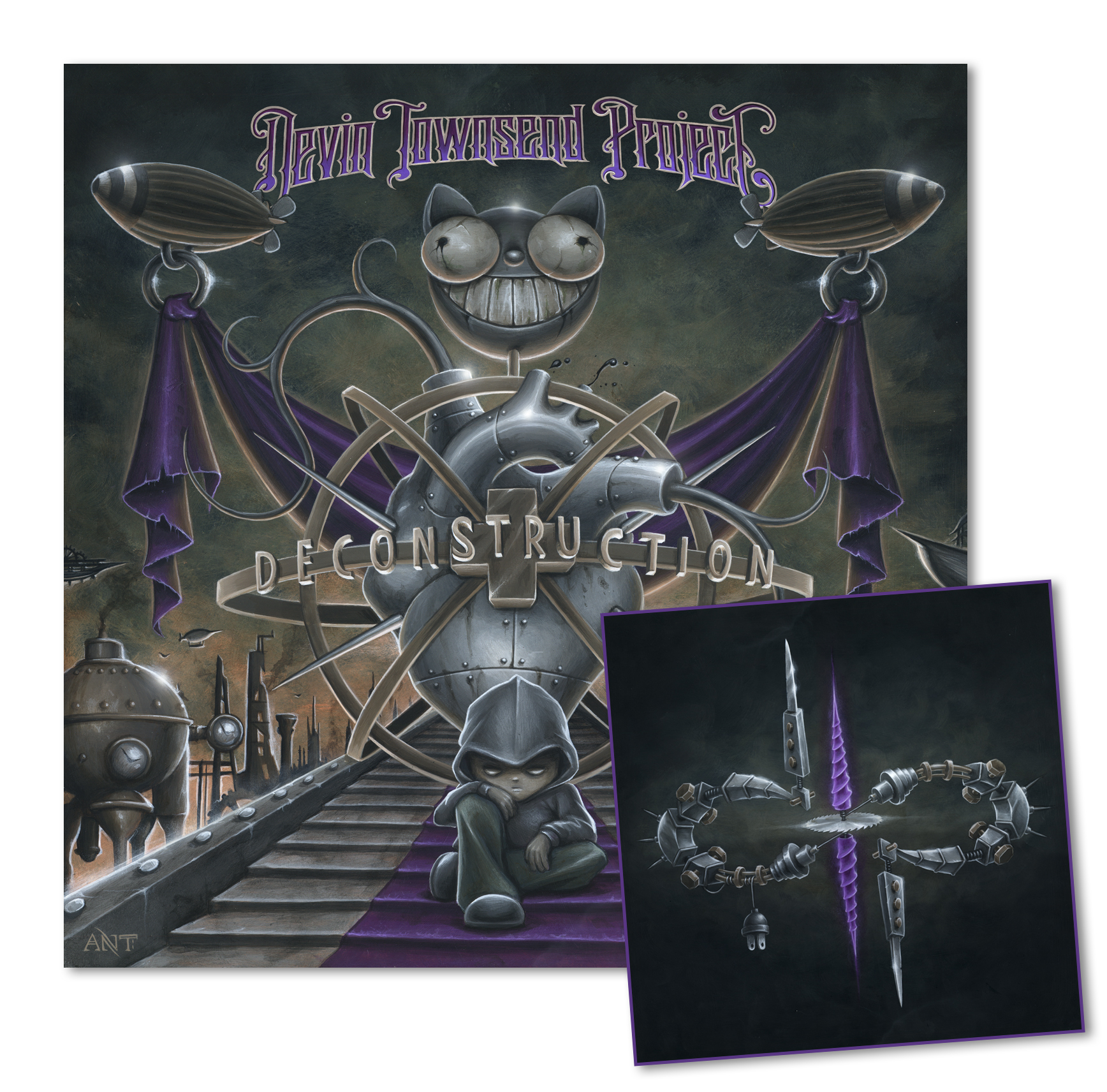 Devin Townsend Project – Deconstruction Review