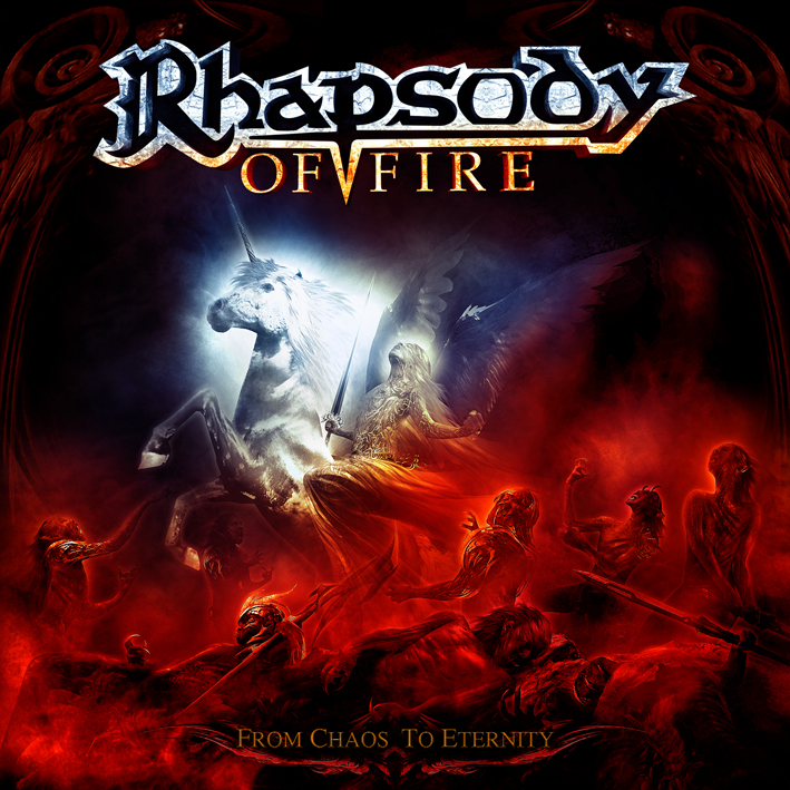 Rhapsody of Fire – From Chaos to Eternity Review