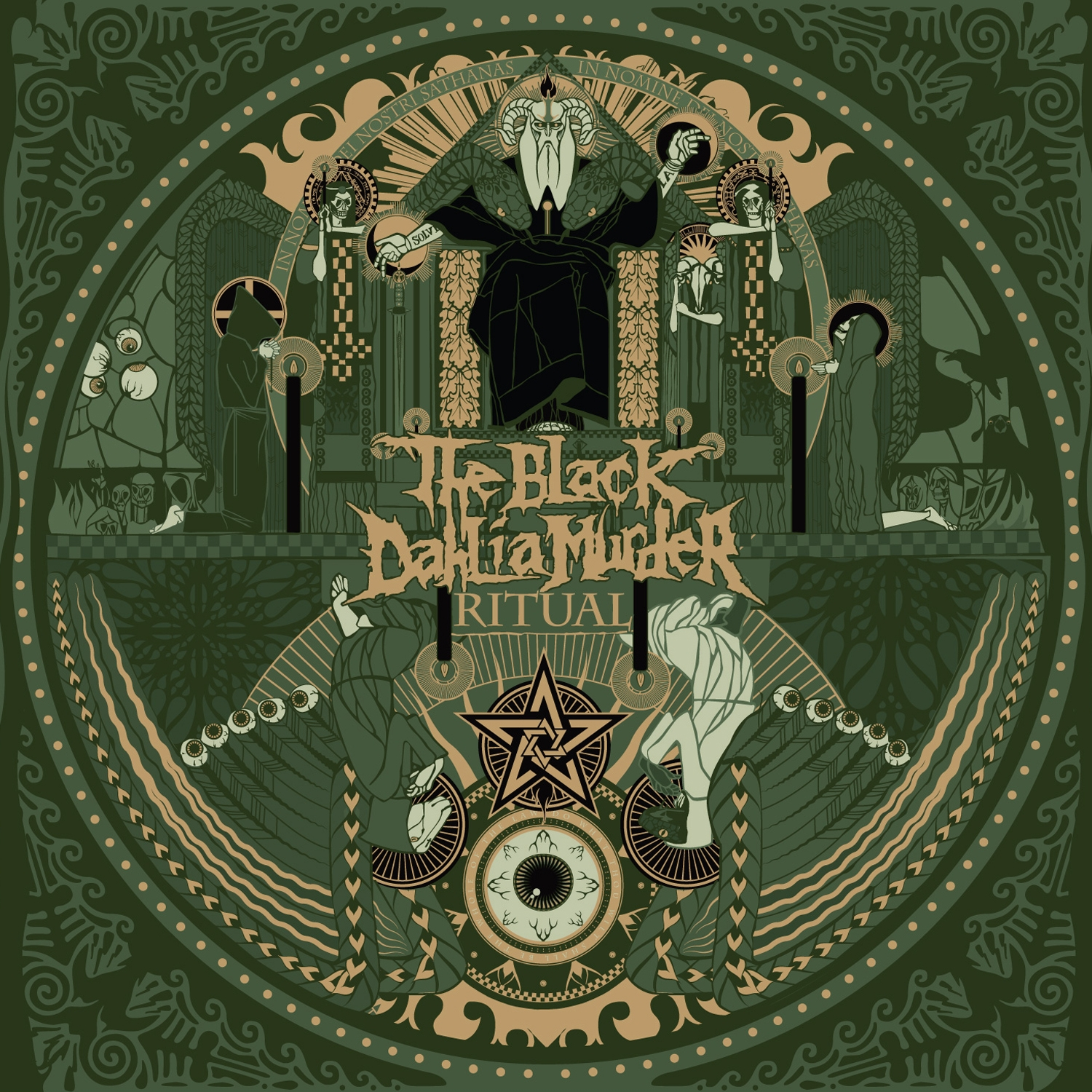 The Black Dahlia Murder Ritual Review