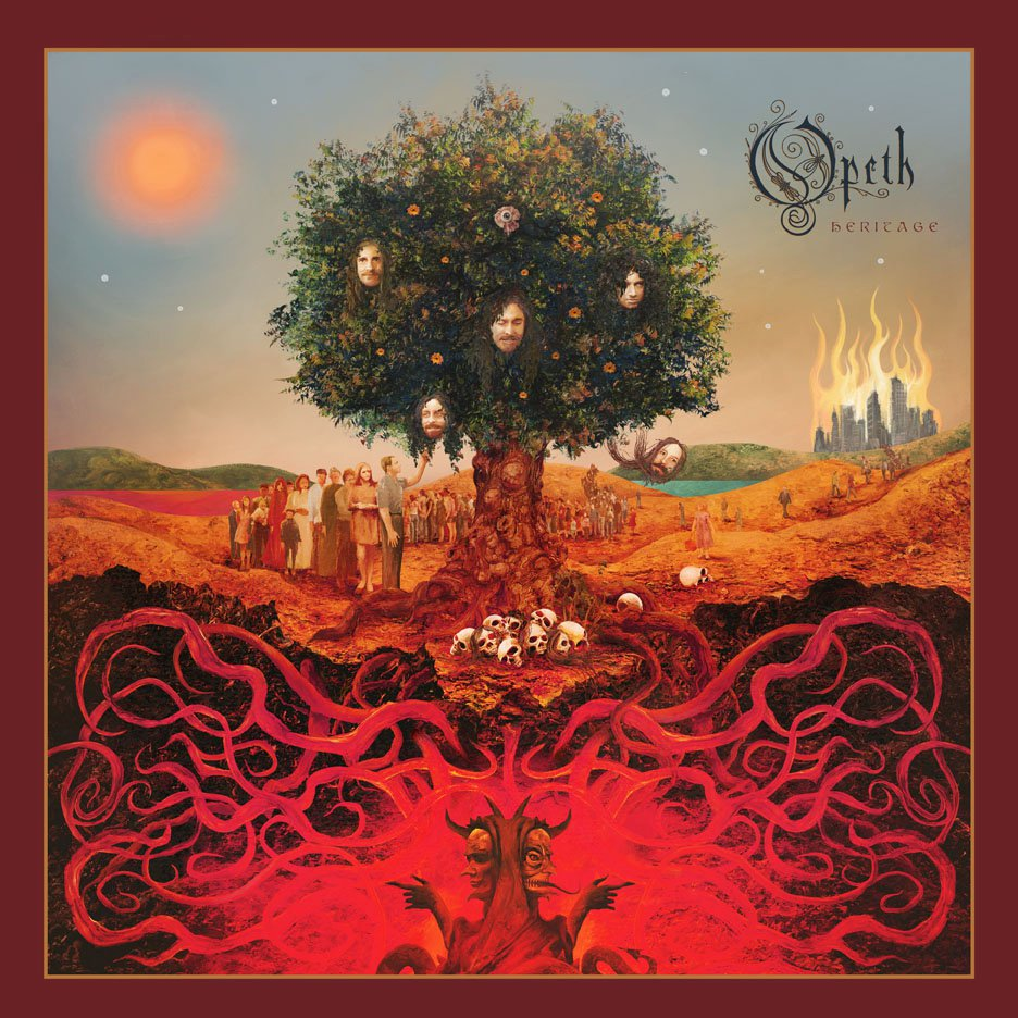 Opeth – Heritage Review