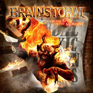 Brainstorm – On the Spur of the Moment Review