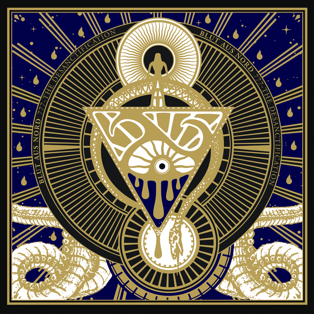 Blut Aus Nord – 777: The Desanctification Review
