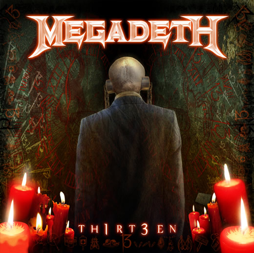 Megadeth – Th1rt3en Review