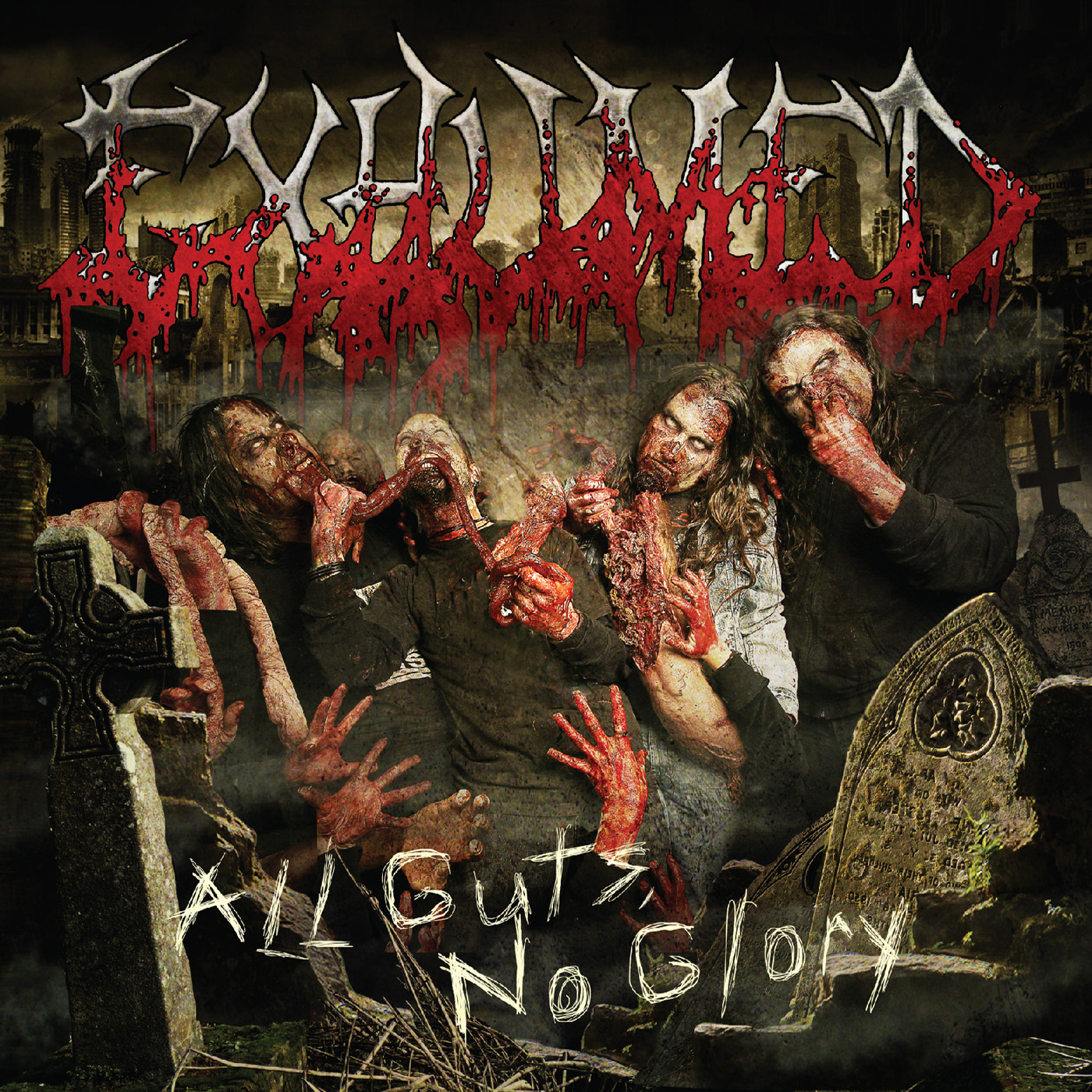 Exhumed – All Guts, No Glory Review
