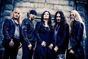 Nightwish 2011 by Ville Akseli Juurikkala