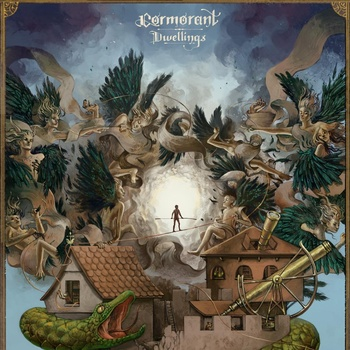 Cormorant – Dwellings Review