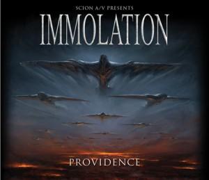 Immolation - Providence EP