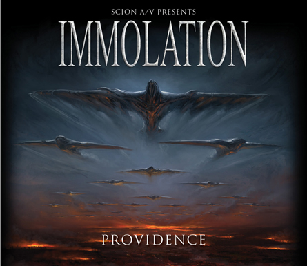 Immolation - Providence EP