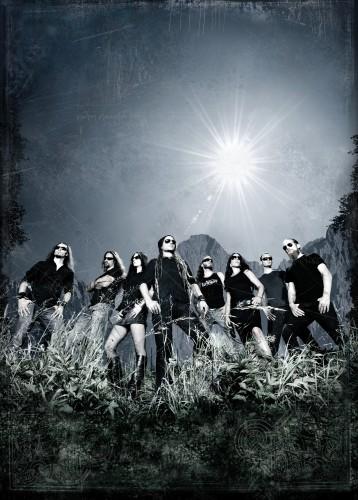 Eluveitie 2011 - Photograph by Manuel Vargas (www.manvarle.com)