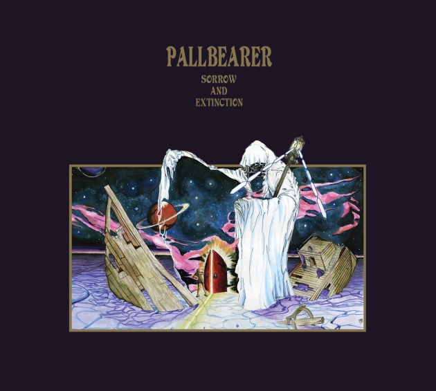 Pallbearer – Sorrow and Extinction Review