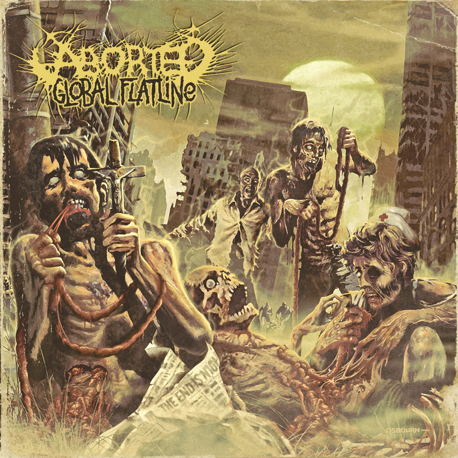 Aborted – Global Flatline Review