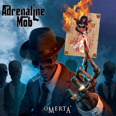 Album or Cover Adrenaline Mob Omerta Adrenaline Mob Omerta Review
