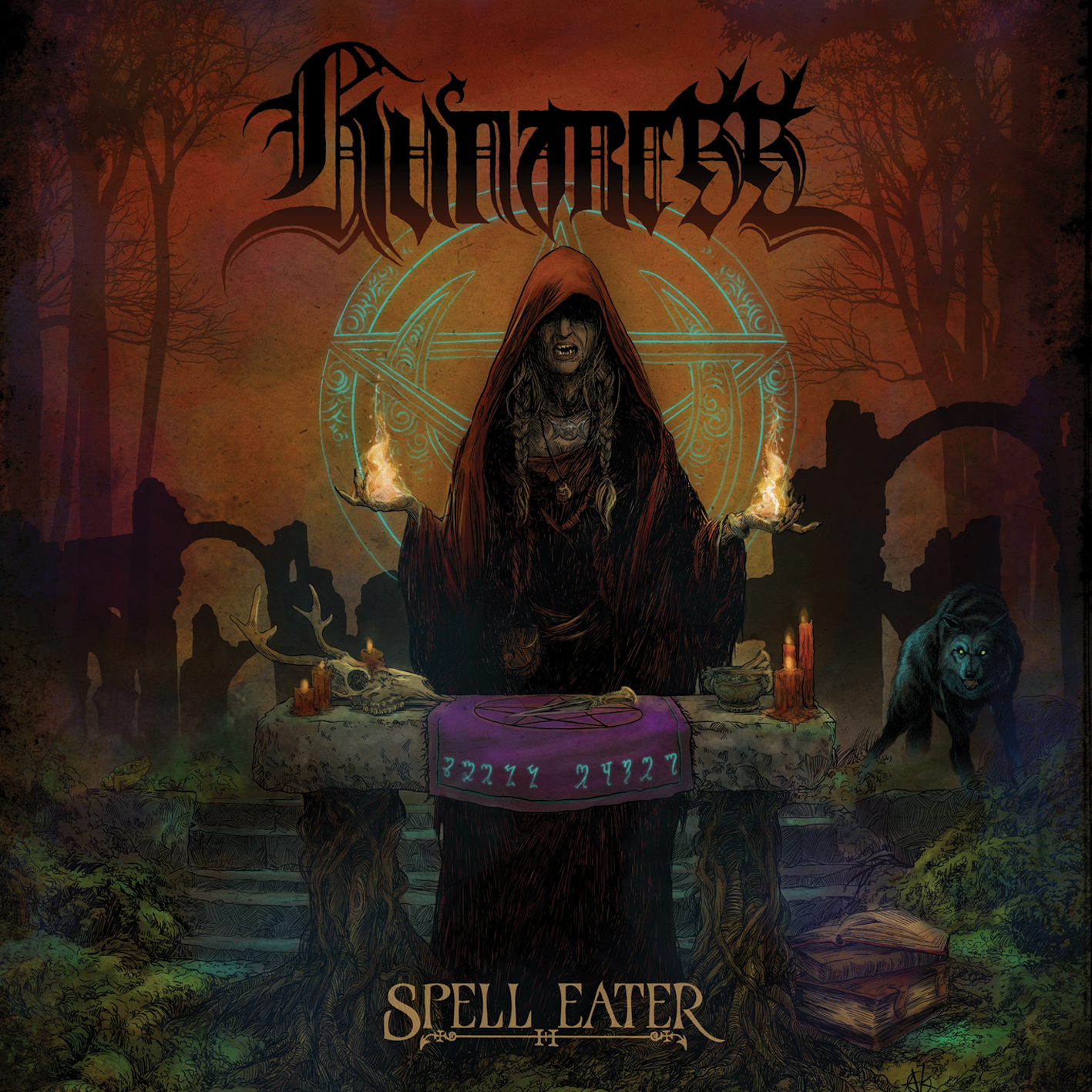 Huntress – Spell Eater Review