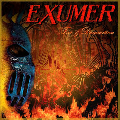 Exumer – Fire & Damnation Review
