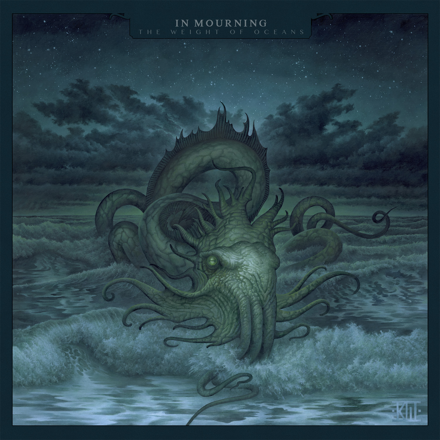 In Mourning – The Weight of Oceans Review