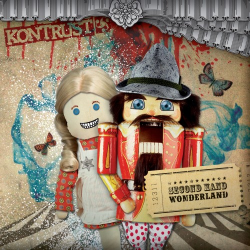 Kontrust - Second Hand Wonderland - Artwork