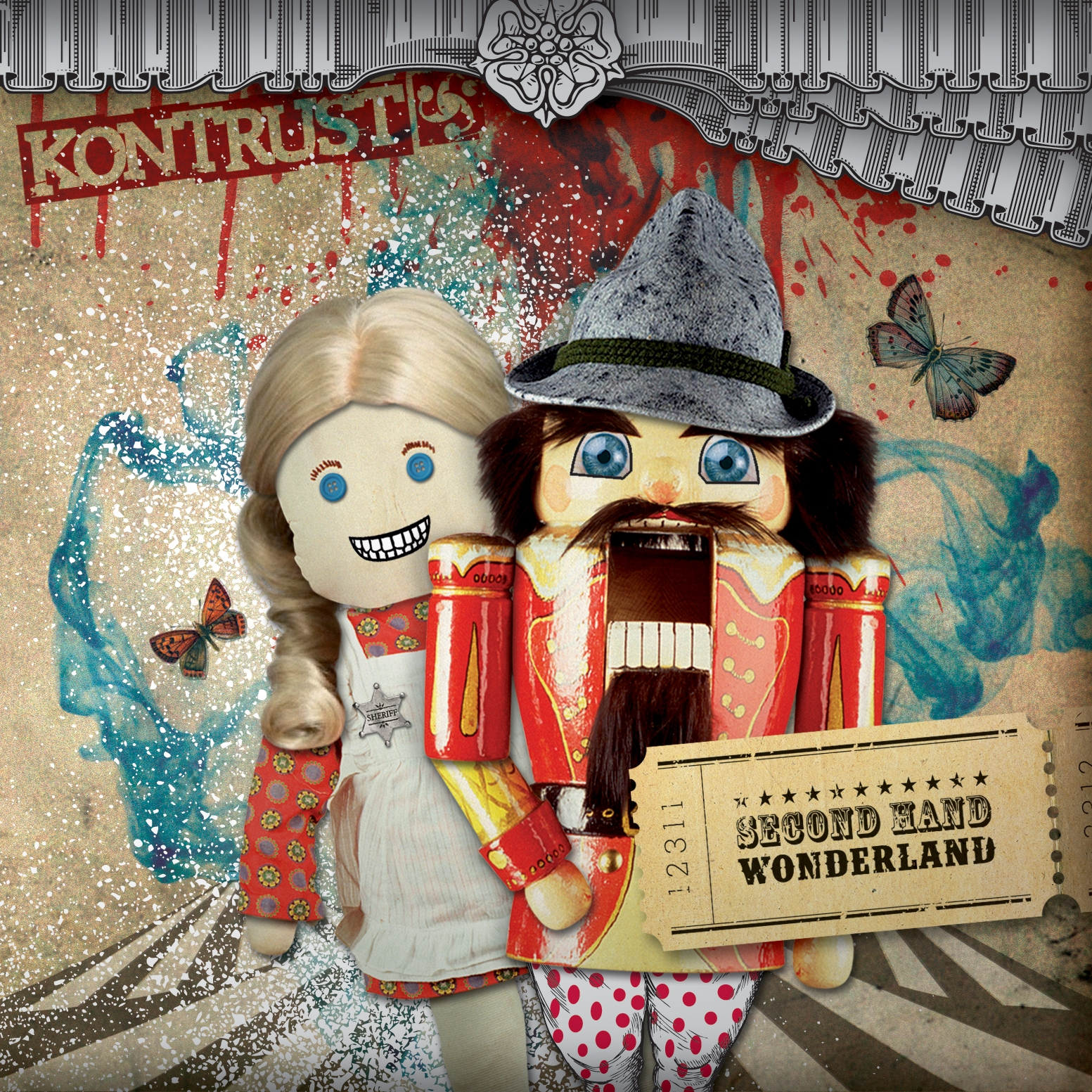 Kontrust – Second Hand Wonderland Review