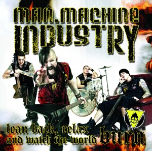 Man.Machine.Industry - Lean Back, Relax and Watch the World Burn