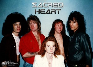 Sacred Heart Promo
