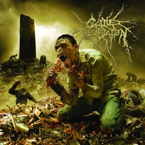 Cattle Decapitation - Monolith of Inhumanity - Artwork
