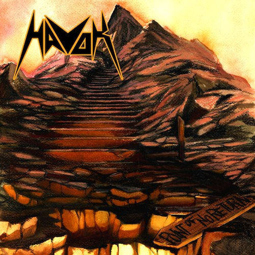 Havok – Point of No Return EP Review