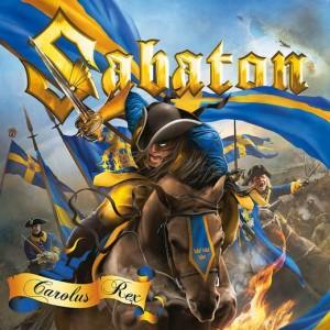 Sabaton - Carolus Rex (Svenskt omslag)