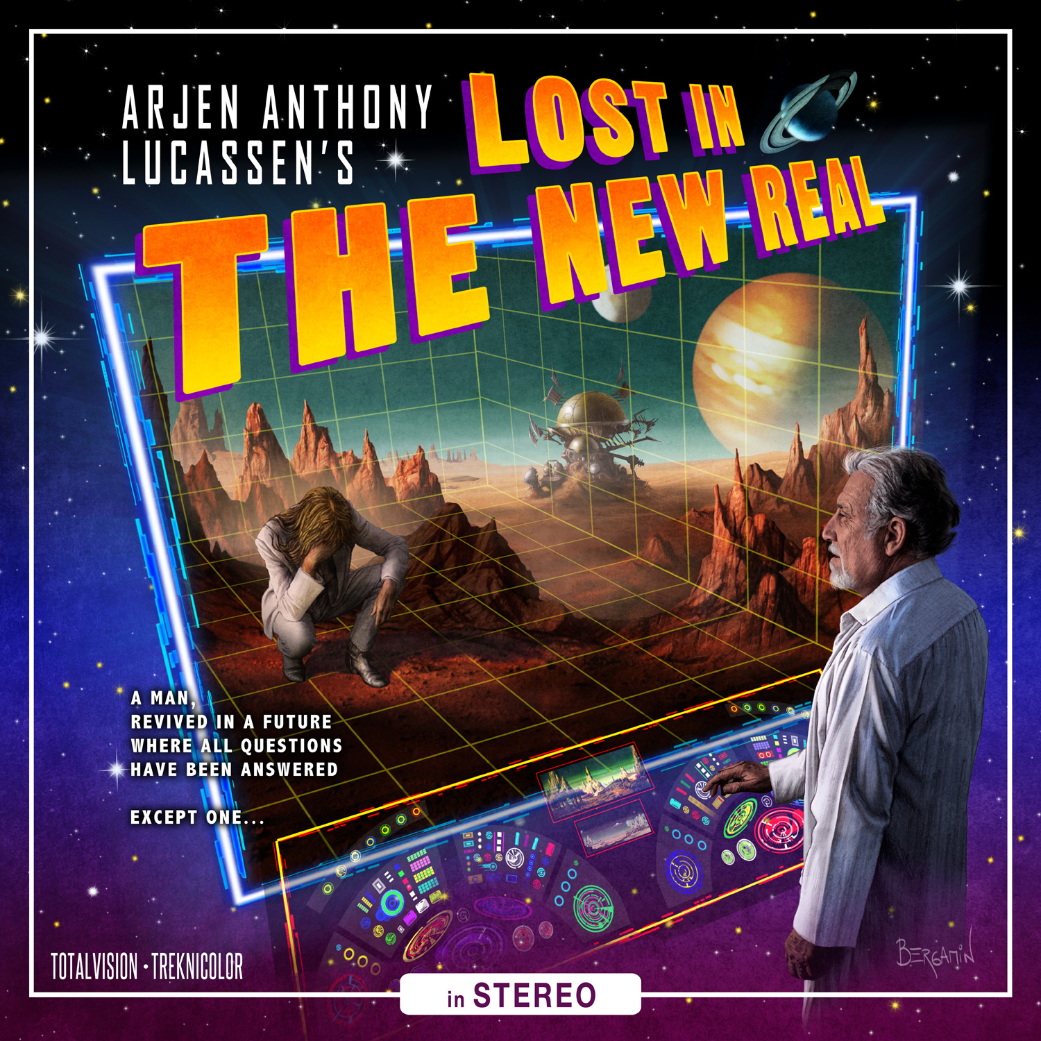 Arjen Lucassen – Lost in the New Real Review