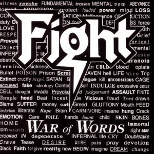 90s Metal Weirdness: Fight – War Of Words