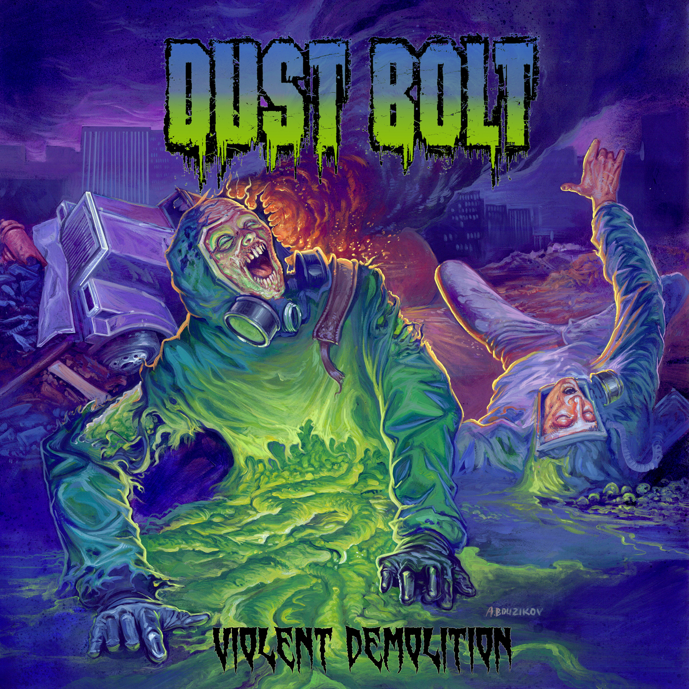 Dust Bolt – Violent Demolition Review