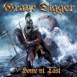 Grave Digger – Home at Last EP Review