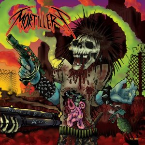 Mortillery-Murder Death Kill