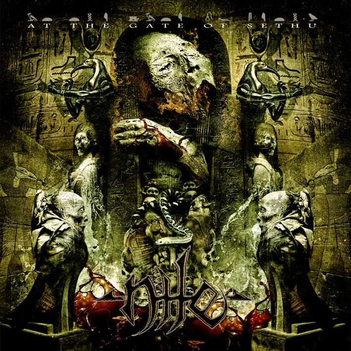 Nile At The Gate Of Sethu Review Angry Metal Guy