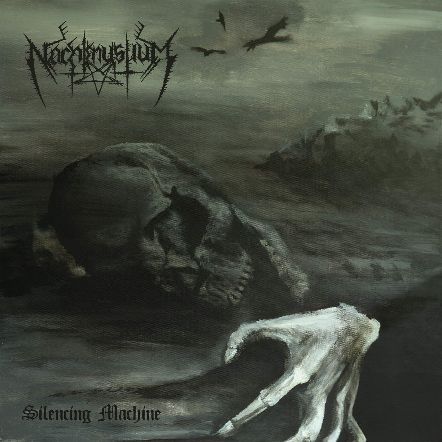 Nachtmystium – Silencing Machine Review