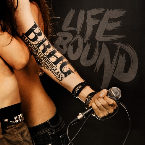 Bloodred Hourglass - Life Bound