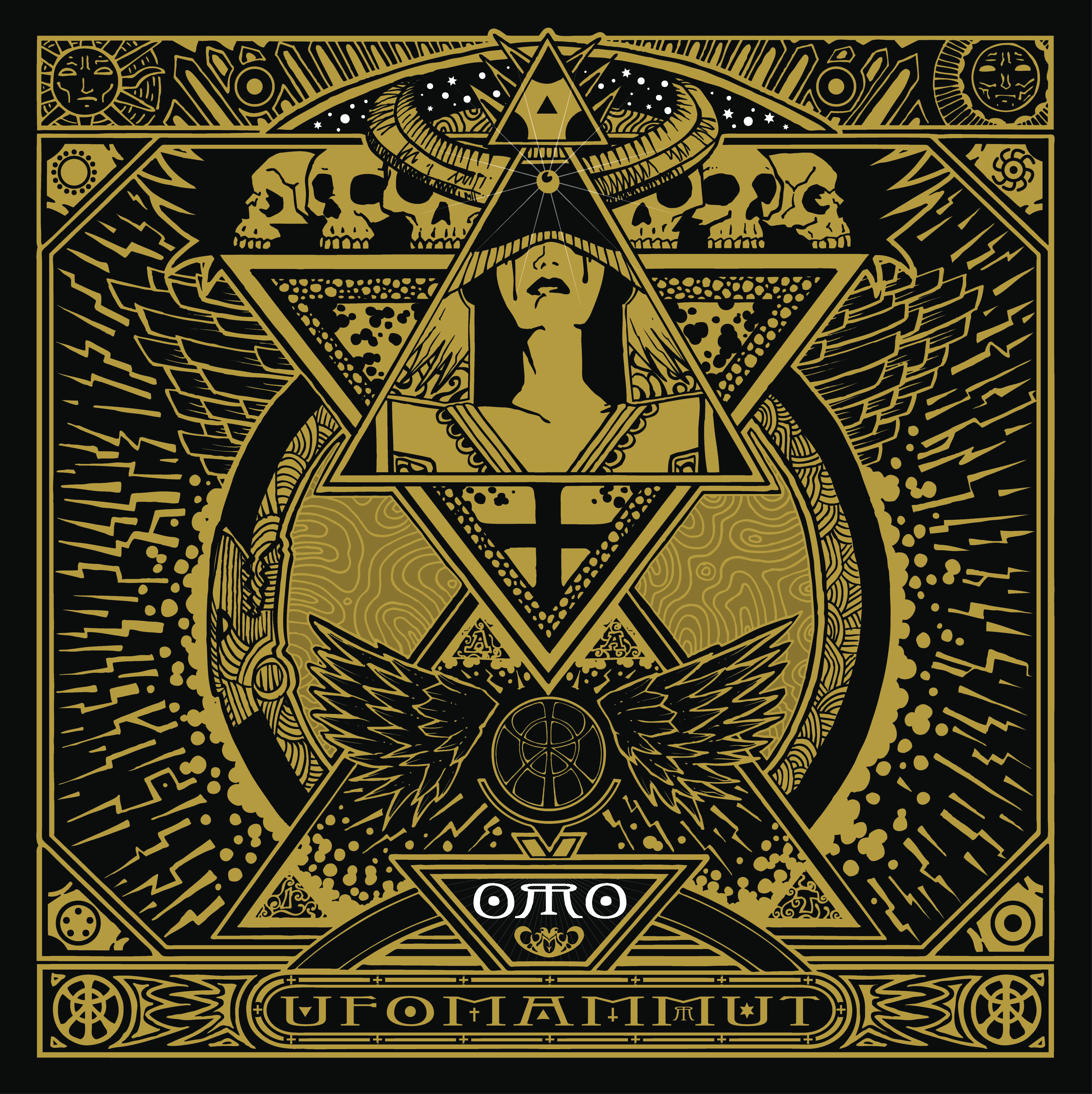 Ufomammut – ORO Opus Alter Review