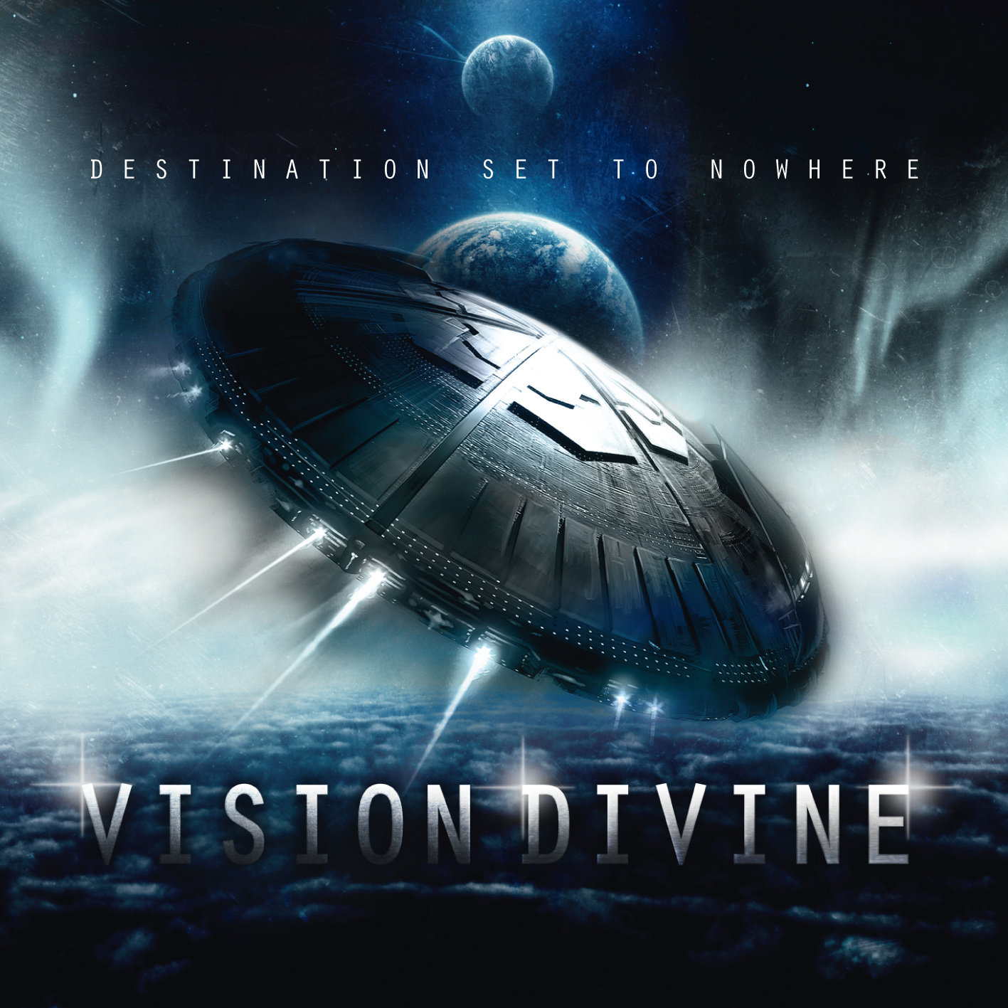 Vision Divine – Destination Set to Nowhere Review