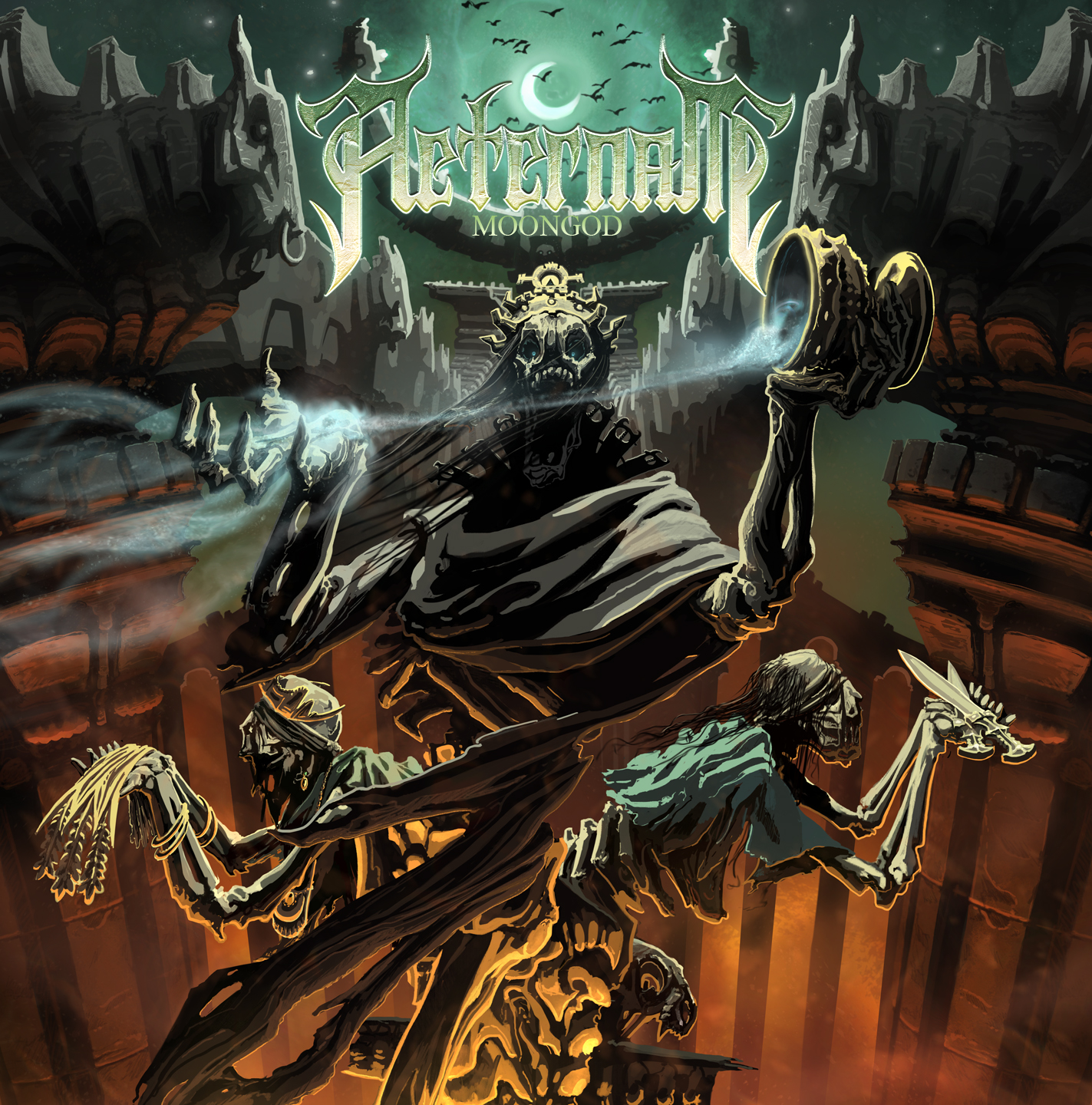 Things You Might Have Missed 2012: Aeternam – Moongod