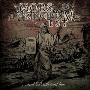 Mors Principium Est – … And Death Said Live Review