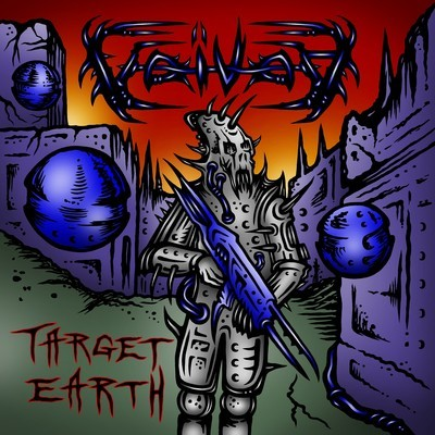 Voivod – Target Earth Review
