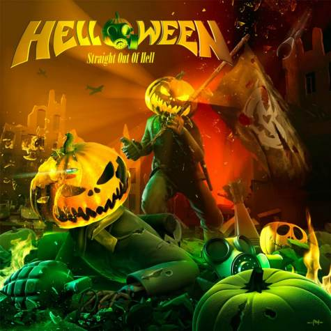 Helloween – Straight Out of Hell Review