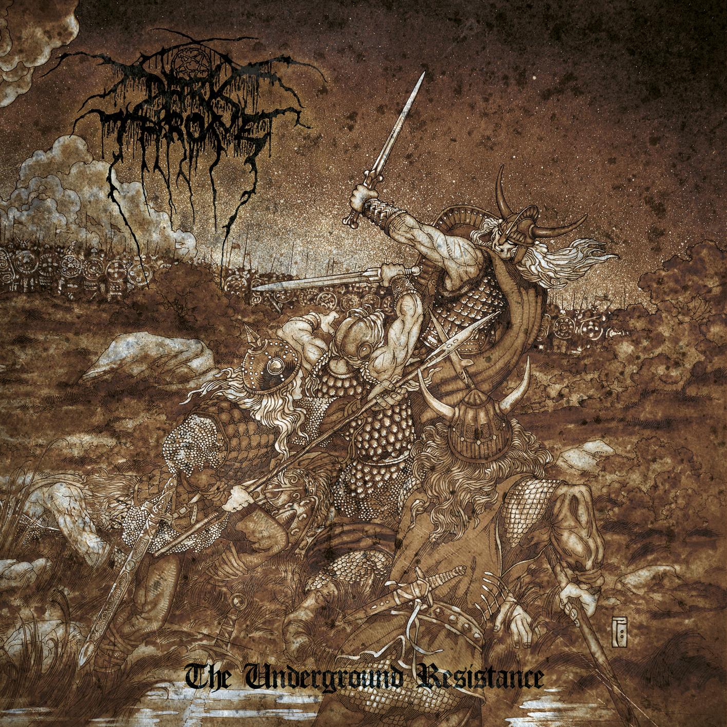 Darkthrone – The Underground Resistance Review