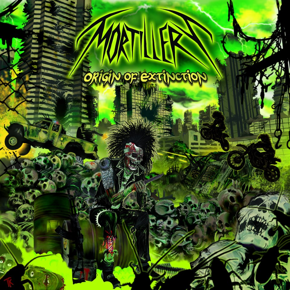 Mortillery – Origin of Extinction Review