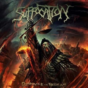 Suffocation – Pinnacle of Bedlam Review