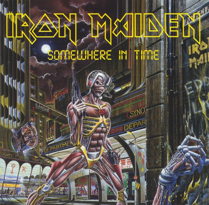 Iron Maiden from Worst to Be(a)st: 3-1