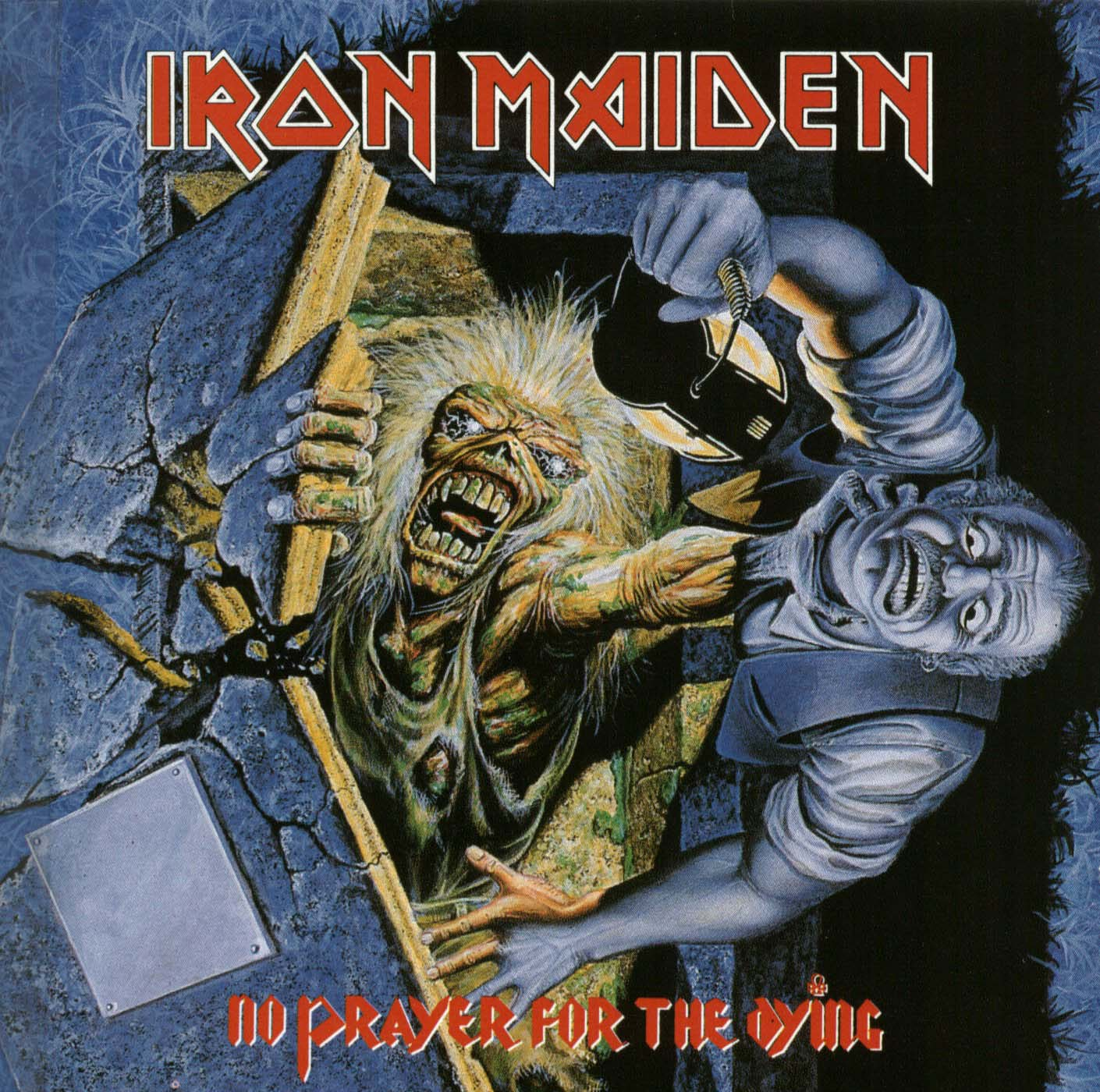 Iron Maiden from Worst to Best: 15-13