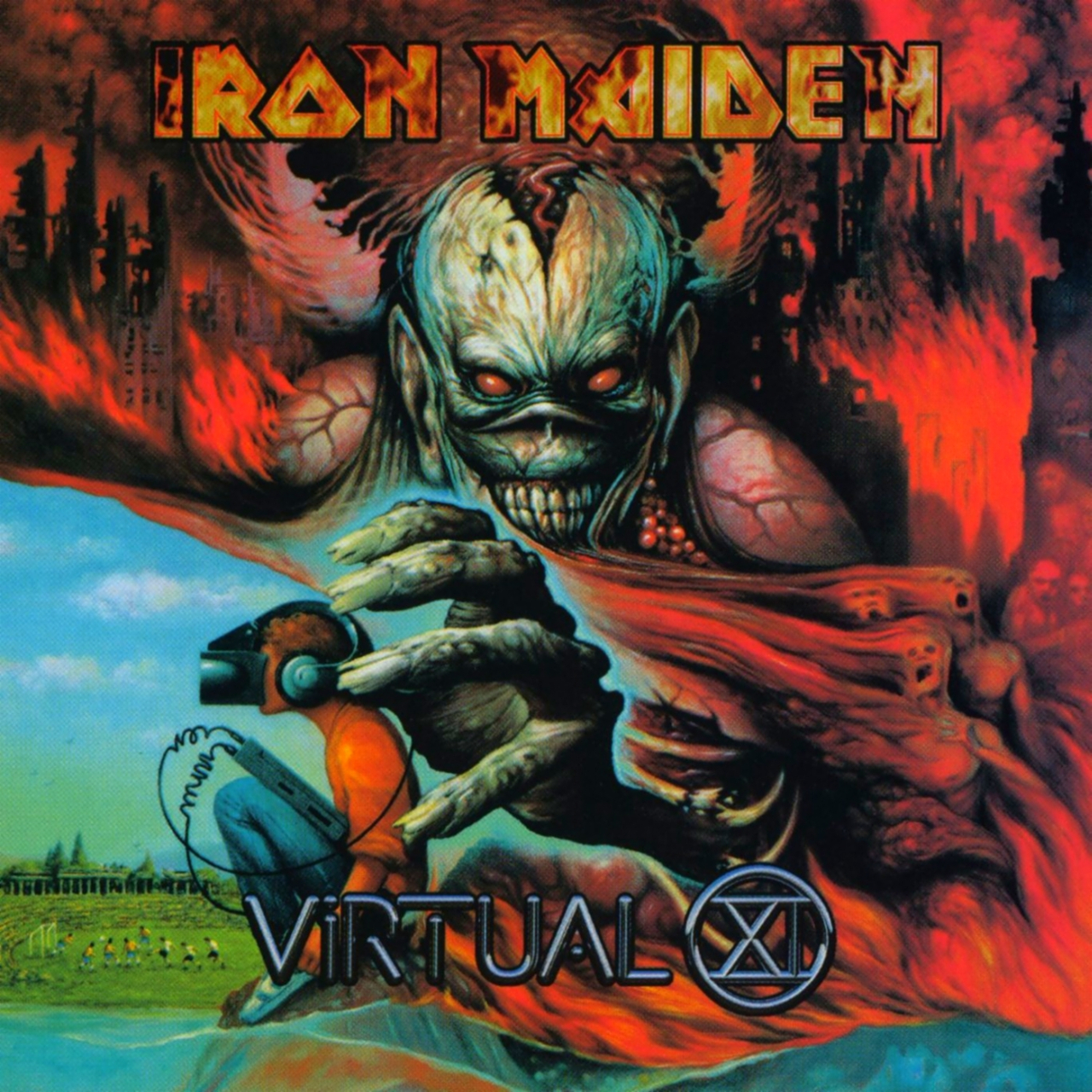 Iron Maiden from Worst to Best: 12-10