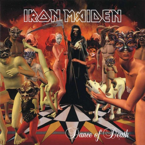 Iron Maiden - Dance of Death