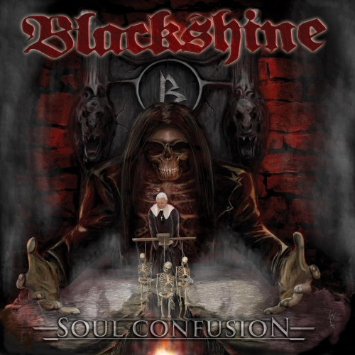 Blackshine - Soul Confusion - Artwork